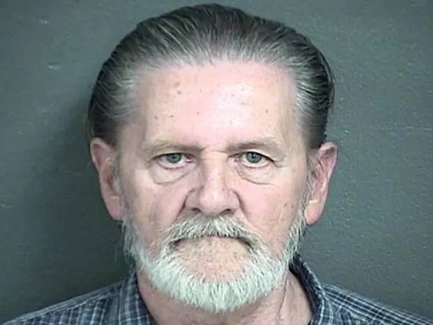 Lawrence John Ripple em foto divulgada pela polícia  (Foto: Wyandotte County Sheriff's Office)