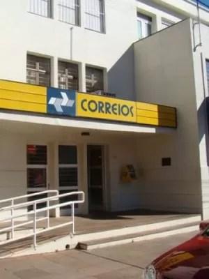 Loja do  Correios (Foto: Divulgação)