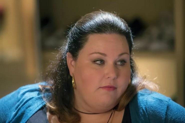 Chrissy Metz em cena de 'This is us' (Foto: Divulgação)