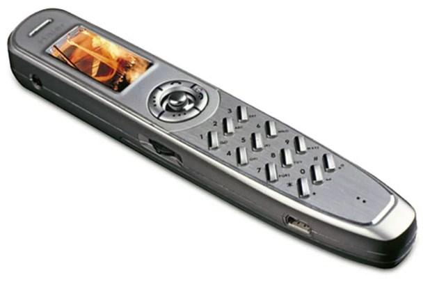 Haier criou celular em forma de caneta (Foto: Divulgação)
