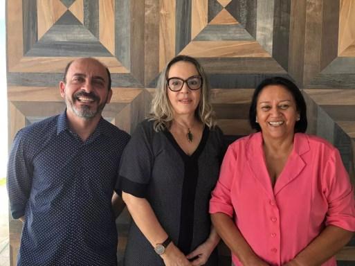 A promotora de Justiça aposentada Arméli Brennand será a nova secretária de Mulheres, Cidadania e Direitos Humanos  (SMDH) do Rio Grande do Norte — Foto: Guia Dantas/Divulgação