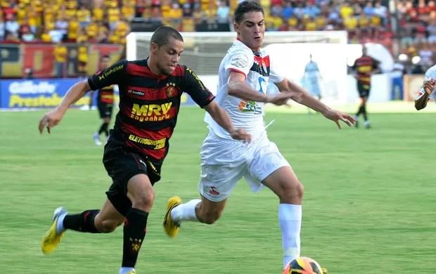 sport x campinense (Foto: Aldo Carneiro / Pernambuco Press)