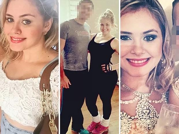 Prefeita de Bom Jardim (MA) ostentava boa vida nas redes sociais (Foto: Fotos: Divulgação)