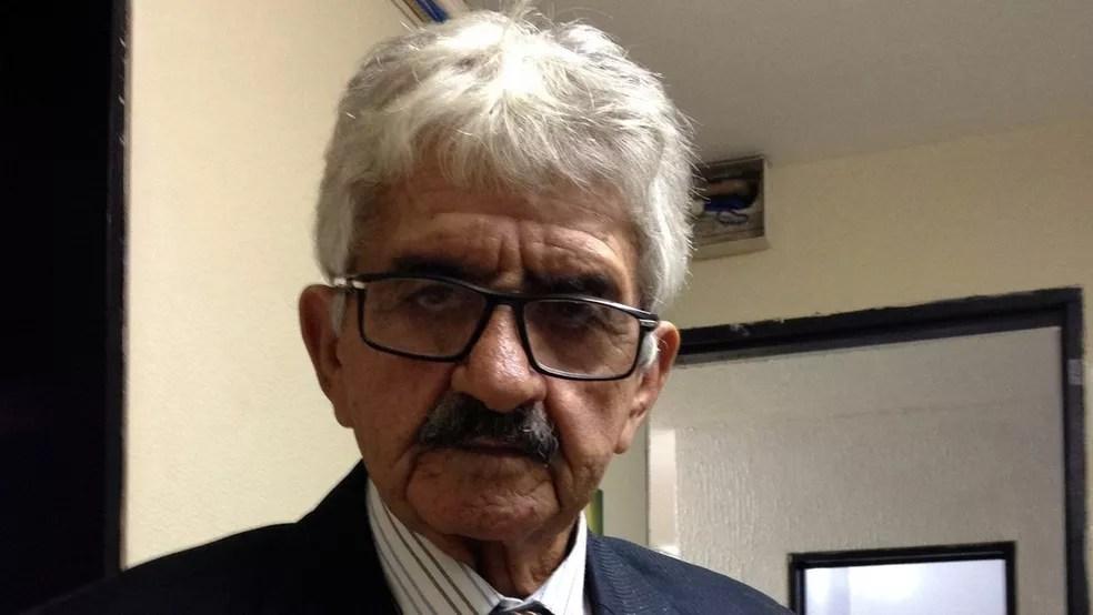 Humberto Lira, jornalista paraibano, morreu aos 77 anos vítima de Covid-19 — Foto: Arquivo Pessoal