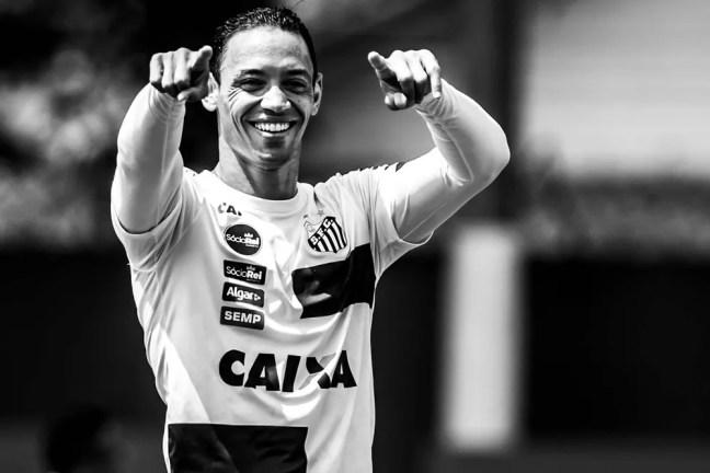 Ricardo Oliveira deixou o Santos (Foto: Ivan Storti/Santos FC)