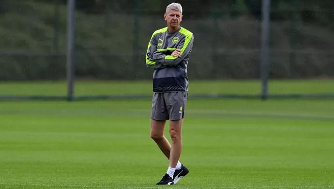 Arsène Wenger técnico Arsenal (Foto: AFP)