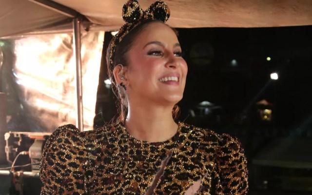 Claudia Leitte no carnaval de Salvador — Foto: Júnior Improta/Ag. Haack