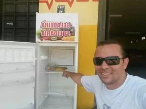 Empresário diz que começou a fazer obras sociais depois de passar por dificuldades na capital (Foto: Gleydson Ricardo)