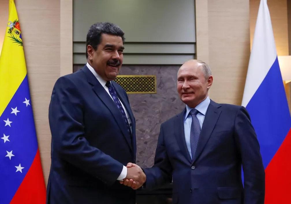 2018 12 05t123444z 1500042730 rc1cfe7a7f20 rtrmadp 3 russia venezuela - 'TODAS AS OPÇÕES ESTÃO ABERTAS': Trump diz que militares russos devem deixar a Venezuela
