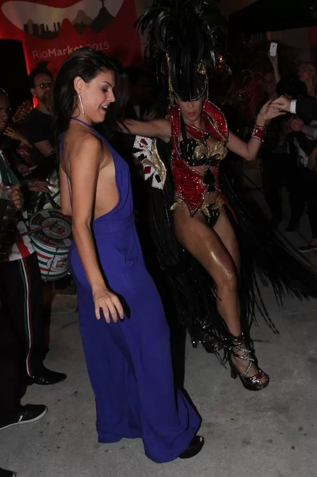 Paloma Bernardes (Foto: Marcos Ferreira /photo rio news)