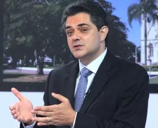 Ortiz Junior Taubate (Foto: Carlos Santos/TV Vanguarda)