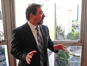 Marco Aurélio Cunha são paulo (Foto: Marcos Ribolli / Globoesporte.com)