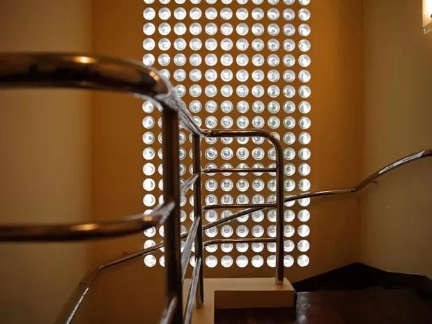 Casa Modernista, São Paulo (Foto: Guilherme Tosetto/G1)