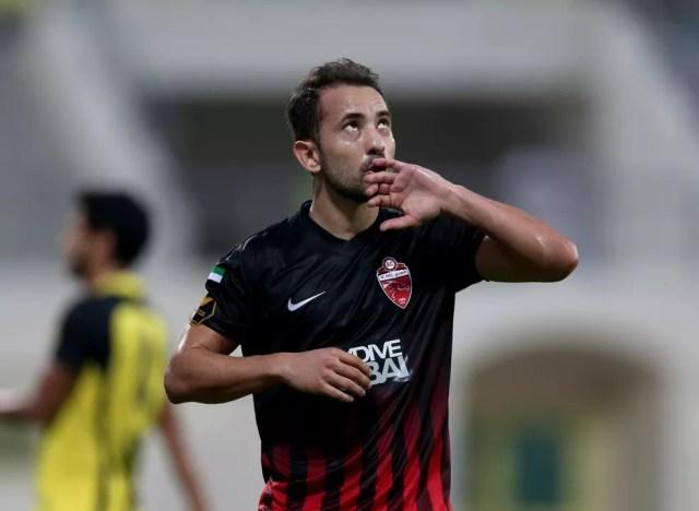 Everton Ribeiro, meia do  Al Ahli, volta a entrar na mira do São Paulo (Foto: Divulgação)
