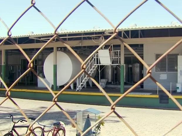 Cooperativa de São Sebastião do Paraíso é investigada por suposta adulteração (Foto: Reprodução EPTV)