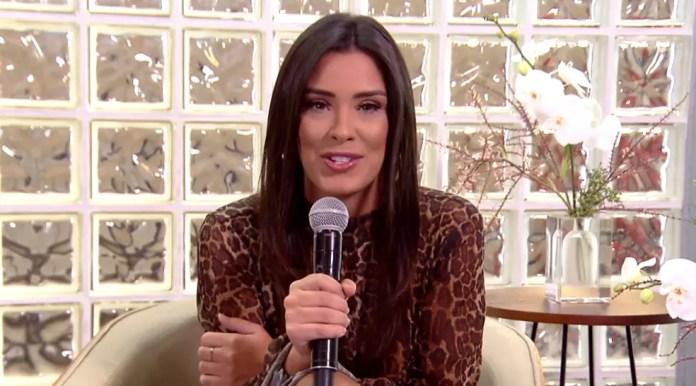 Ivy fala da participação no 'BBB20' no 'Encontro' — Foto: TV Globo
