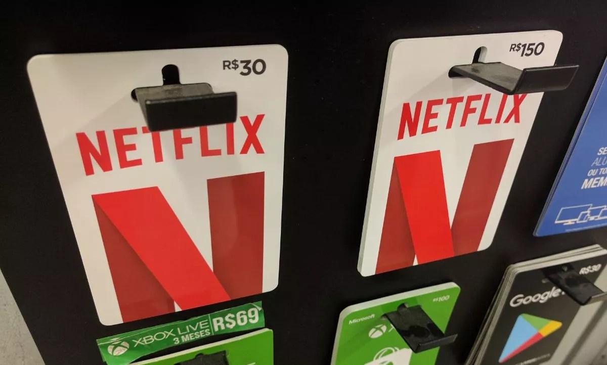 Como Usar Gift Card Netflix No Brasil Sem Boleto Ou Carto