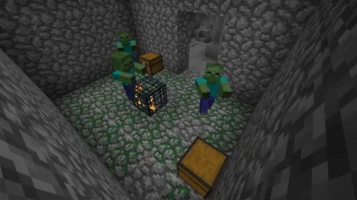 Como achar diamante e ouro em Minecraft e ostentar no game