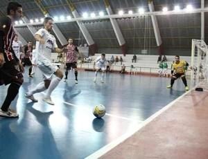 São Paulo/Suzano Concórdia Liga Futsal (Foto: Thiago Fidelix)