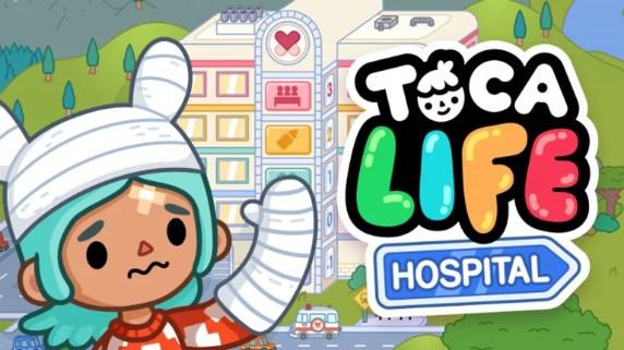 Toca Life: Hospital é o jogo mais divertido para as crianças (Foto: Divulgação / Toca Boca)