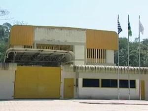 Fundação Casa Caraguatatuba (Foto: Reprodução/TV Vanguarda)