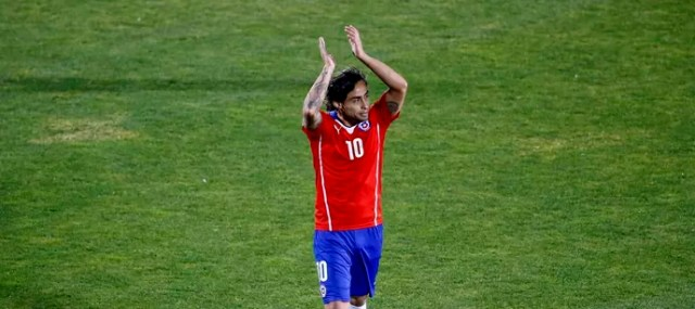 Valdivia Chile Copa América (Foto: Reuters)