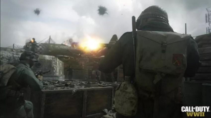 Call of Duty WWII aposta em novos elementos de jogabilidade (Foto: Divulgação/Activision)