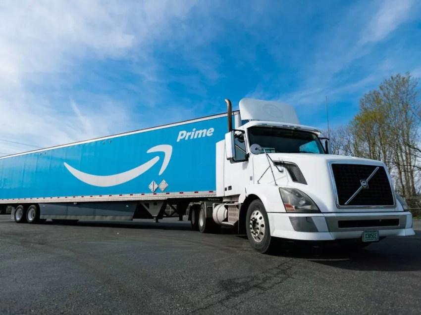 Motoristas da Amazon podem ser flagrados roubando mercadorias — Foto: Divulgação/Amazon