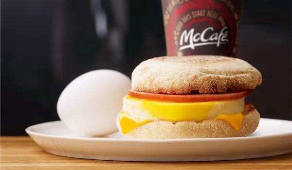McDonald's anuncia que mudará a sua politica sobre consumo de ovos em seus restaurantes nos EUA e no Canadá (Foto: Divulgação)