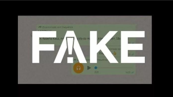 É #FAKE que virologista do Einstein fez áudio criticando vacina contra Covid-19 — Foto: Reprodução