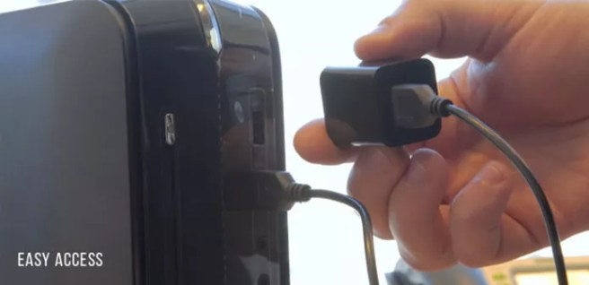 Basta plugar no computador para acessar as mídias (Foto: Divulgação/Indiegogo)