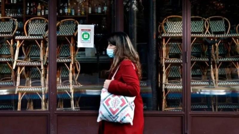 Países europeus vivem nova piora da pandemia — Foto: AFP via BBC