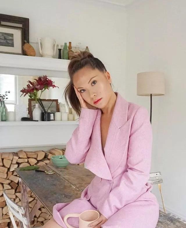 Por fim, a maquiadora que deu início ao trend, Nam Vo. Linda, não? (Foto: Reprodução/Instagram)