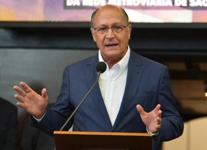 Geraldo Alckmin (PSDB) (Foto: Rovena Rosa/Agência Brasil/Arquivo)