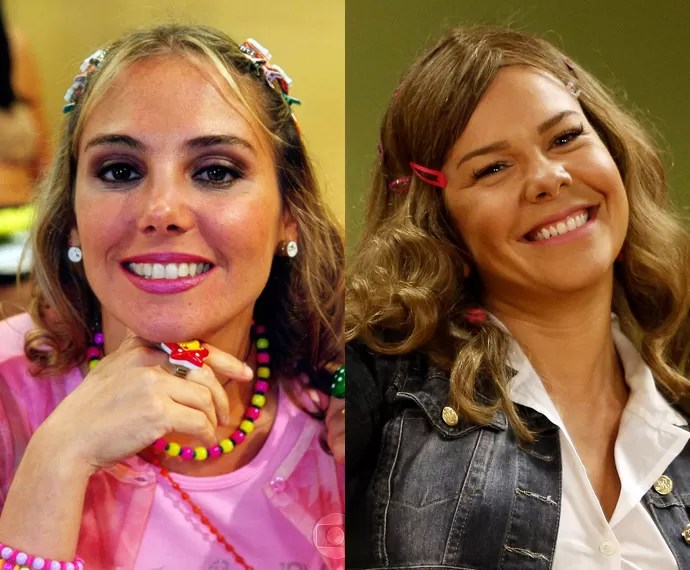 Fernanda Souza como Tati (Foto: Raphael Dias/Gshow)