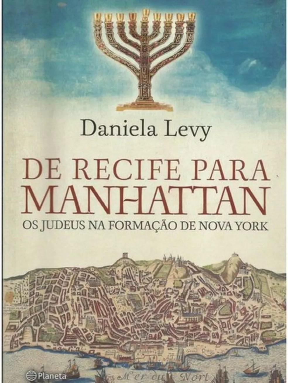 Livro de Daniela Levy foi resultado de 10 anos de pesquisas — Foto: Daniela Levy/BBC