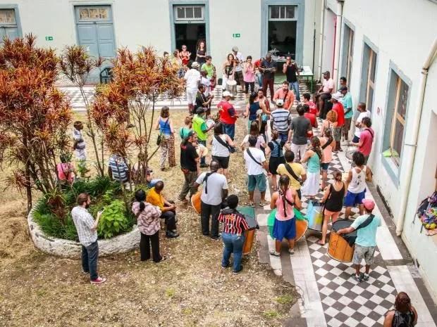 Bloco Unidos do Candinho espera reunir pelo menos 1 mil foliões, em Campinas (Foto: Mayara Megiolaro)