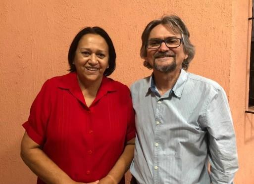 Cipriano Maia é anunciado secretário de saúde no Governo de Fátima, no RN — Foto: Divulgação