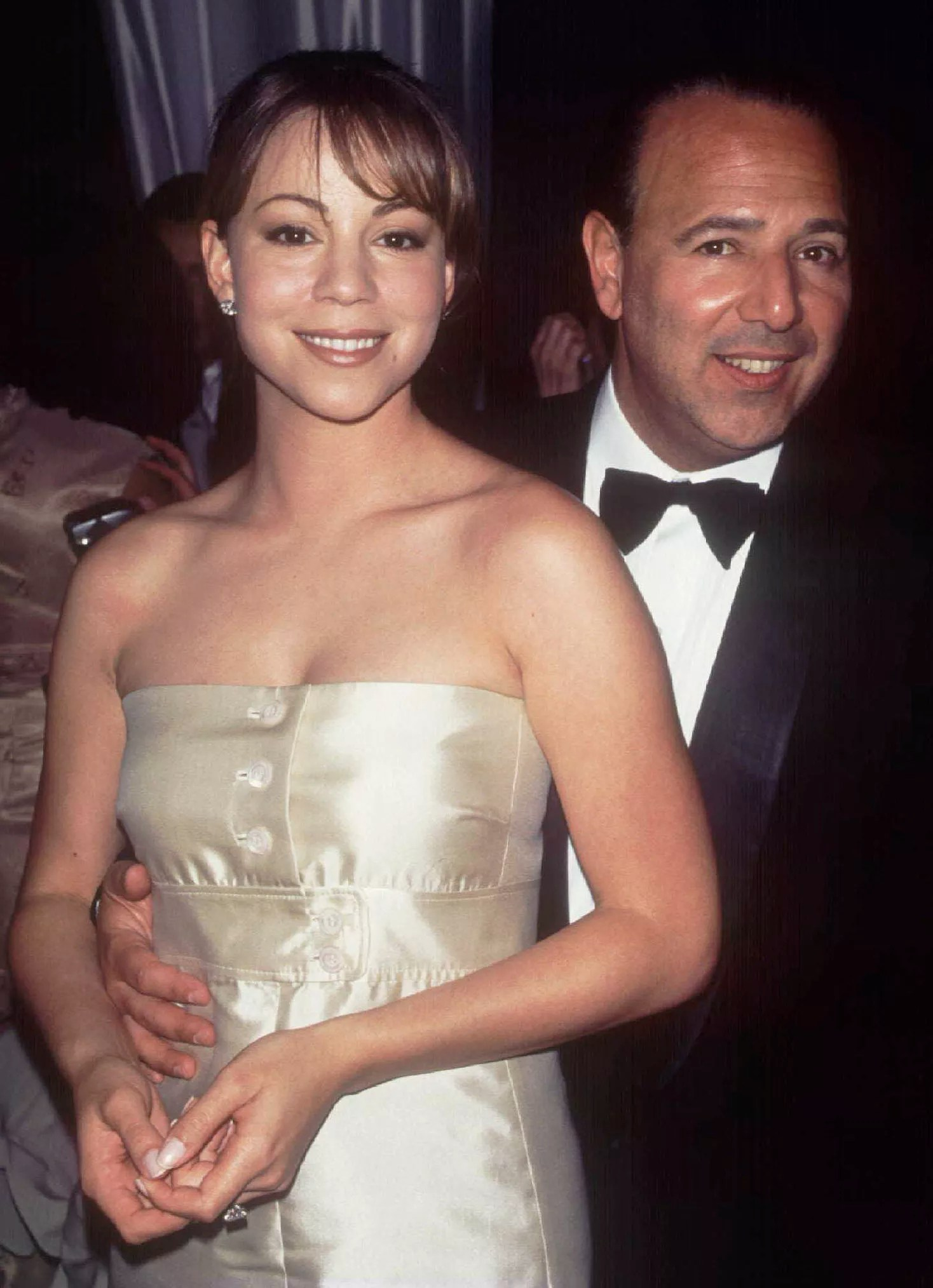Mariah Carey e Tommy Mottola (Foto: Getty Images)