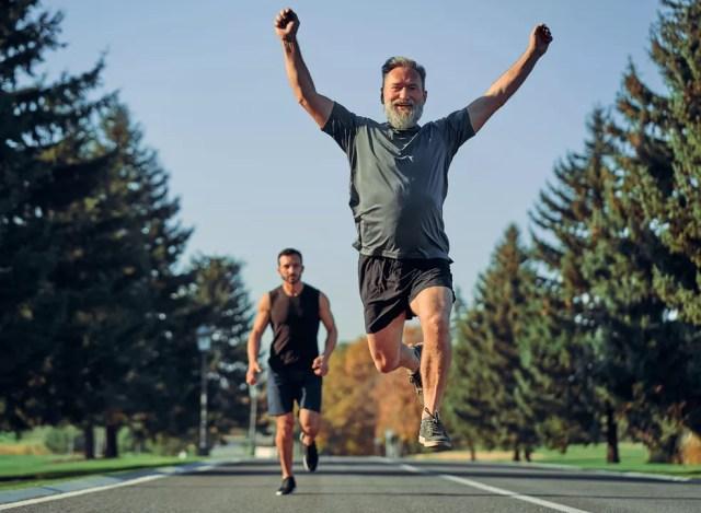 Zinco é um aliado da prática esportiva pois reduz o estresse oxidativo  — Foto: Istock Getty Images