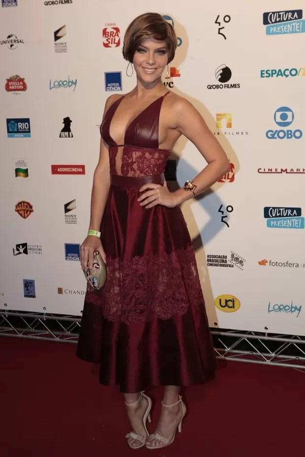 Isabella Santoni (Foto: Isac Luz