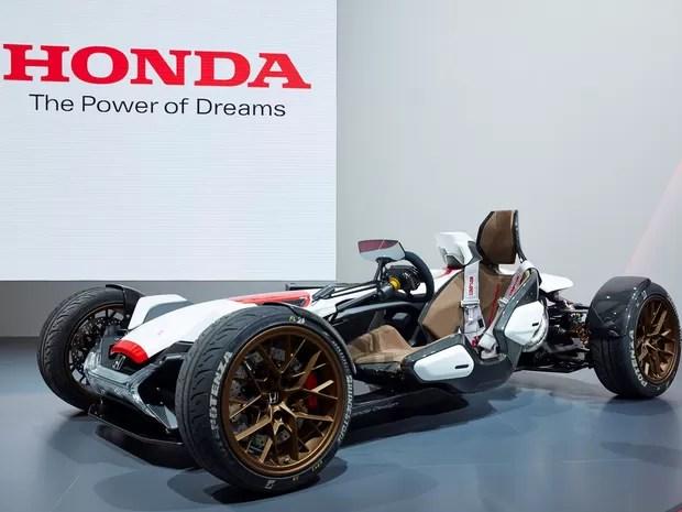 Honda 2&4 (Foto: Divulgação)