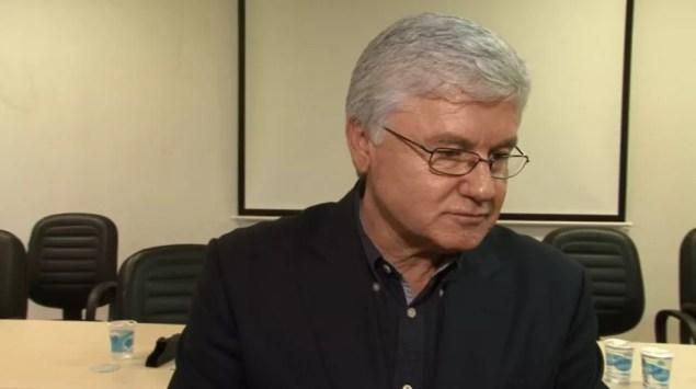 Valdir Rossoni foi presidente da Assembleia Legislativa do Paraná e atualmente é Chefe da Casa Civil do Paraná  (Foto: Reprodução RPC)
