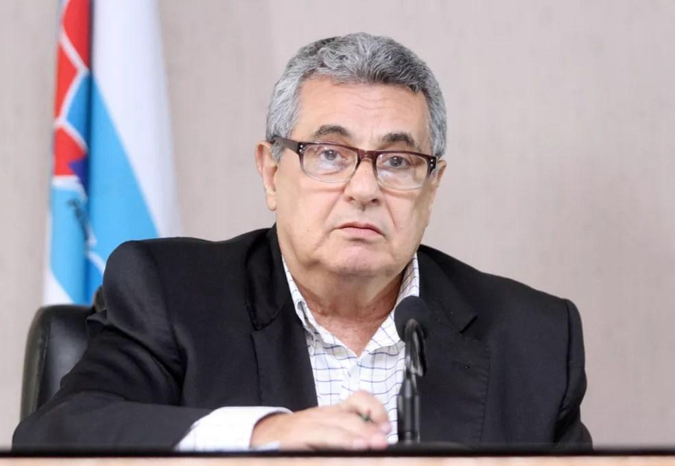 Rubens Lopes — Foto: Divulgação/Ferj