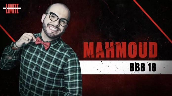 Mahmoud é um dos participantes do 'No Limite' — Foto: Globo