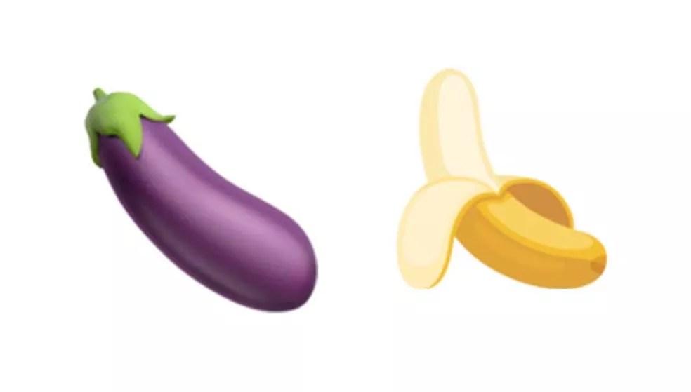emoji banana - Novo emoji 'mixuruca' vira piada; relembre figuras com significado sexual