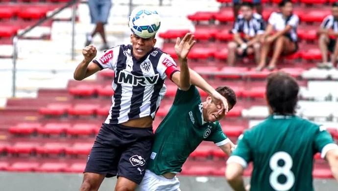 Atlético-MG x Goiás (Foto: Bruno Cantini / Atlético MG)