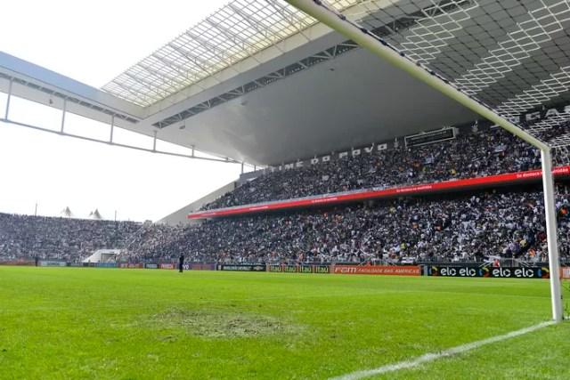 Arena Corinthians X Ponte Preta (Foto: Mauro Horita)