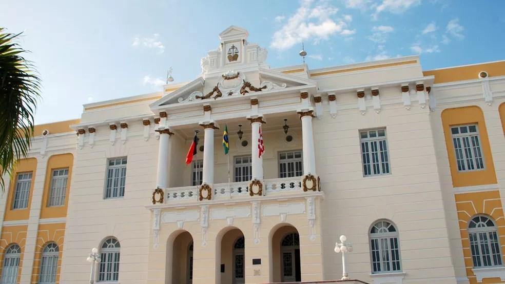 Unidades do Tribunal de Justiça da Paraíba em João Pessoa funcionarão das 7h às 14h, nesta quarta-feira (27) — Foto: Divulgação/Tribunal de Justiça da Paraíba