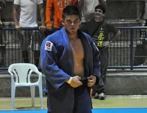 Delan Monte, judoca paraibano (Foto: Divulgação)